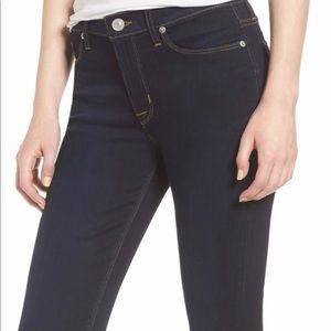 NWOT (Hudson) Nico mid-rise super skinny jeans